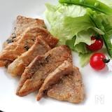下味冷凍OK☆豚肉の大葉味噌漬け焼き