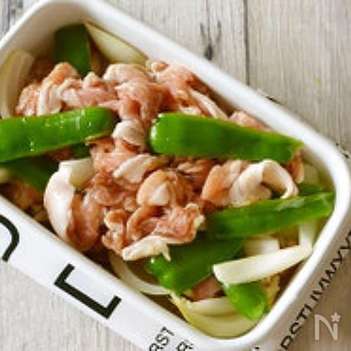 豚こま肉の生姜焼き漬け込み【作りおき】