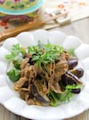 ラム肉と夏野菜のエスニック炒め