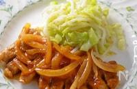 豚ロースのポークチャップ★昔ながらの洋食屋さんの味!