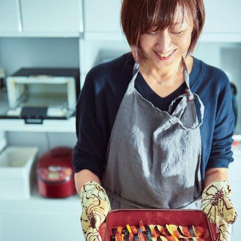 奥田和美(たっきーママ)