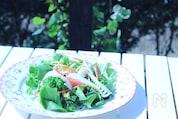 タケノコ入りスティックサラダ