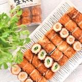 【お弁当&作り置きおかず】3種の韓国風一口ちくわ
