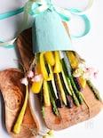 スティツク焼きベジ。 ブーケやカップスタイルで。