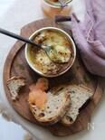 オニオングラタンスープ。
