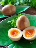 ごま油きかせて中華風味玉#作り置き#お弁当