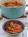 本格韓国料理*魚と豆腐の煮物*