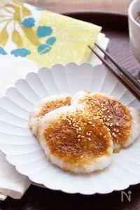 【切り餅活用レシピ】ごはん潰さず作れる!簡単五平餅