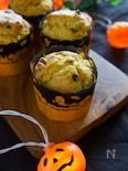 バターなしで作れるかぼちゃのメープルマフィン