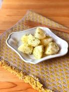 のり塩バター粉ふき芋