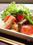 野菜があまうま!焼肉のたれで濃厚チーズ炒め~お弁当にも~