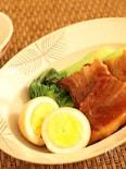 豚の角煮・マーマレード風味