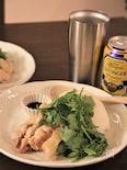 シンガポール チキンライス(海南鶏飯)