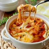 スピードメニュー♪豆腐とキャベツのチーズタッカルビ風