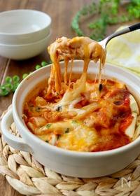 『スピードメニュー♪豆腐とキャベツのチーズタッカルビ風』