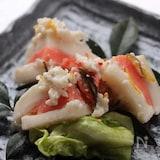金沢の郷土料理「鮭のかぶらずし」