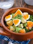 超簡単♪『ブロッコリーとアボカドと卵のデリ風♡コブサラダ』