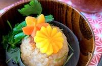 おうちで料亭の味【牡蠣にぎりのお吸い物】朝ごはん、〆に