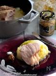 キャベツと塩豚の白ワイン蒸し