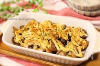 季節のレシピ*ミニきのこのトースター焼き