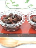 ふっくら炊ける基本の黒豆