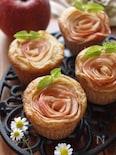 母の日に『バラ』のケーキ*HMで簡単*しっとりふわふわ