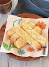 食パンでできる『スティックメロンパン』