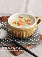 冬の定番♡かぶと白菜のほっこり濃厚とろみスープ♡