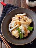 鶏のカリカリ焼き♡おろしポン酢【#簡単#節約#時短】