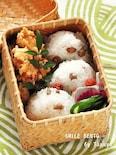 素朴な大豆ご飯