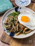 低カロリーの満腹メシ『ニラとしらたきの味噌炒め』