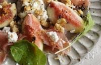 イチジクのサラダ