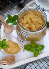 『手作り調味料【リンゴペースト】』