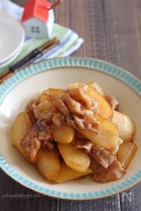 フライパンで作る 【簡単豚バラ大根】レシピ