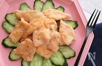 安くて簡単!鶏むね肉で作るジューシー「鶏マヨ」の作り方