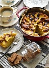 STAUB de サツマイモとりんごのガトーインビジブル
