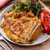 シンプルに美味しい!『鶏むねテリヤキチキンステーキ』