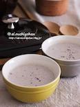 牛乳すら不要♡マッシュルームと豆腐のポタージュ風濃厚スープ♡