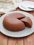 炊飯器で簡単♪ココアおからケーキ【油・小麦粉不使用糖質オフ】