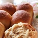 HBでふんわり美味しい♡たっぷりきな粉とミルクのちぎりパン