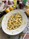 濃厚だけどさっぱり!枝豆とささみのレモンクリームパスタ