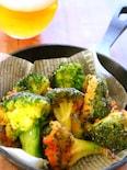やみつき!ブロッコリーのから揚げの作り方レシピ#大量消費