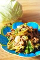 キャベツと豚コマで簡単スタミナ回鍋肉