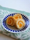 うすさつのかぼちゃチーズロール