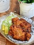 にんにく醤油揚げ鶏【作りおき】
