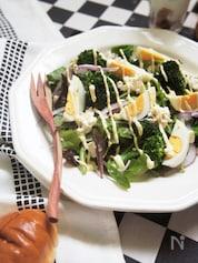 手作り♪簡単♪豆腐カッテージチーズのサラダ
