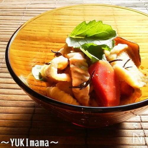 〜ひじきと割り干し大根の味噌ホルモン(作りおき)〜