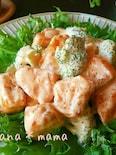 濃厚♪旬の味♪秋鮭とブロッコリーの鮭マヨ♪