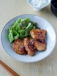 豚ヒレ肉の七味焼き