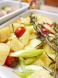 ジャガイモとハーブのオーブン焼き